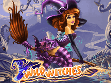 играть Wild Witches онлайн